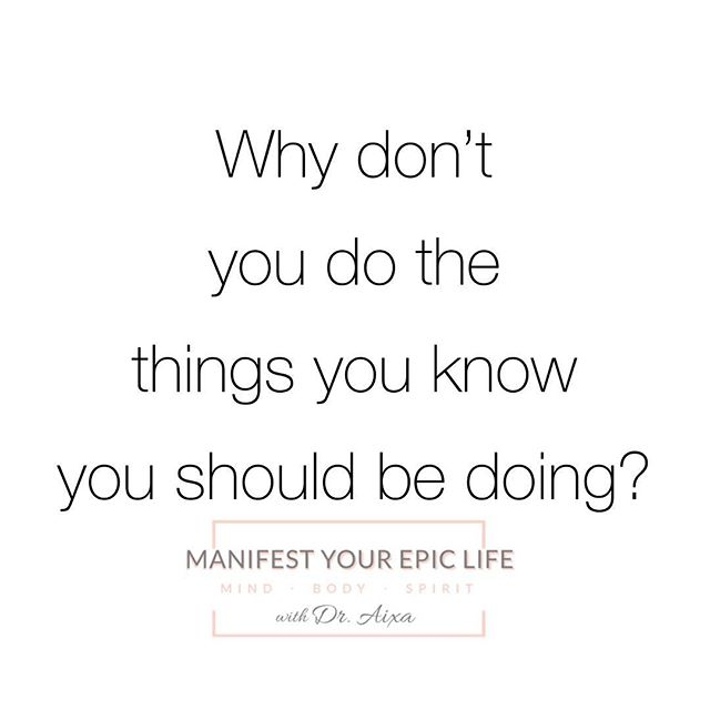 Life isn't about figuring out what to do. The real challenge is to simply do the things we know we should be doing. #lifecoachingforwomen #takeaction #whatsholdingyouback #inspiredlife #mindsetiseverything #youcandothis #wifemomboss #takethebullbythehorns #manifestyourepiclife #draixagoodrich #draixa
