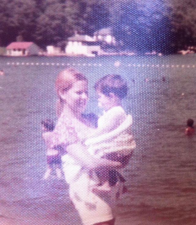 I found this oldie of my mom and I. There is nothing greater in this world than a mother's love. I'd give anything to have her with me for just one more embrace.  #amotherslove  #missingmom  #motherdaughter  #momentslikethese  #gonetoosoon  #tellthemyoulovethem  #callyourmother