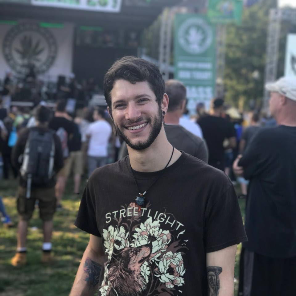Jeremy Friedman   (he, him, his)  Community Events Coordinator (Music Focus)