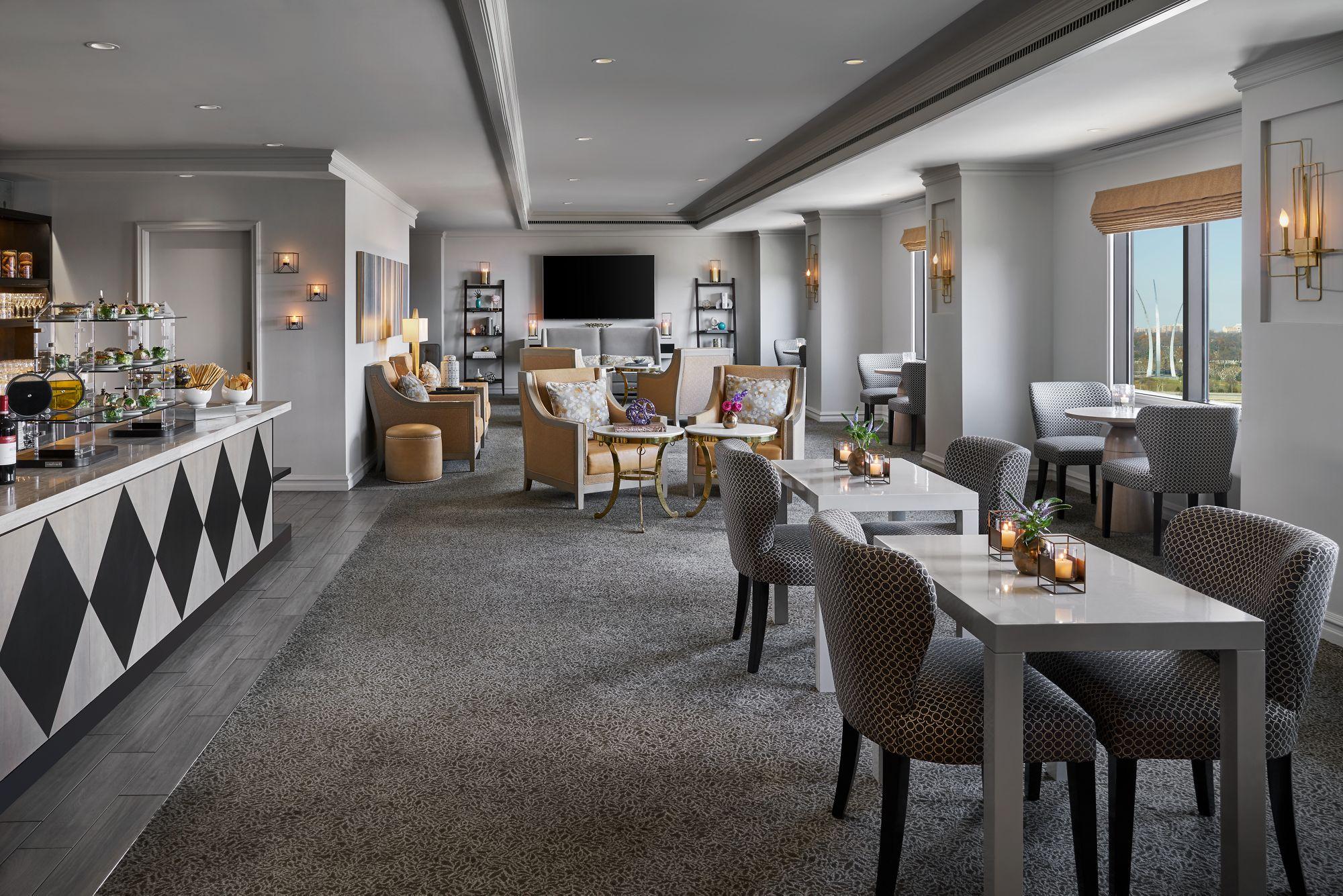 Ritz Carlton Club Room Styling