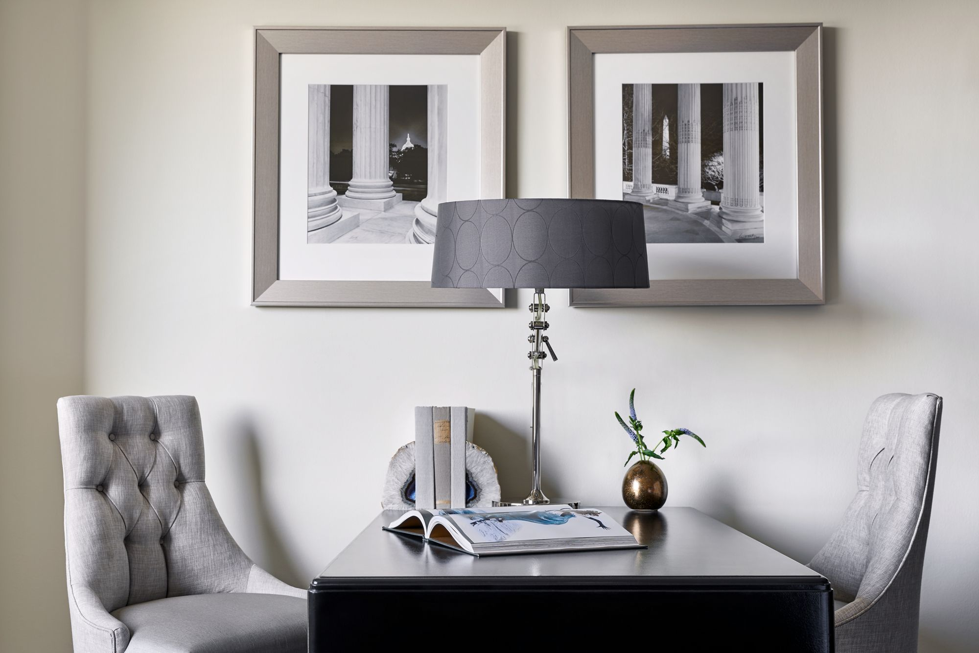 The Ritz Carlton Guest Room