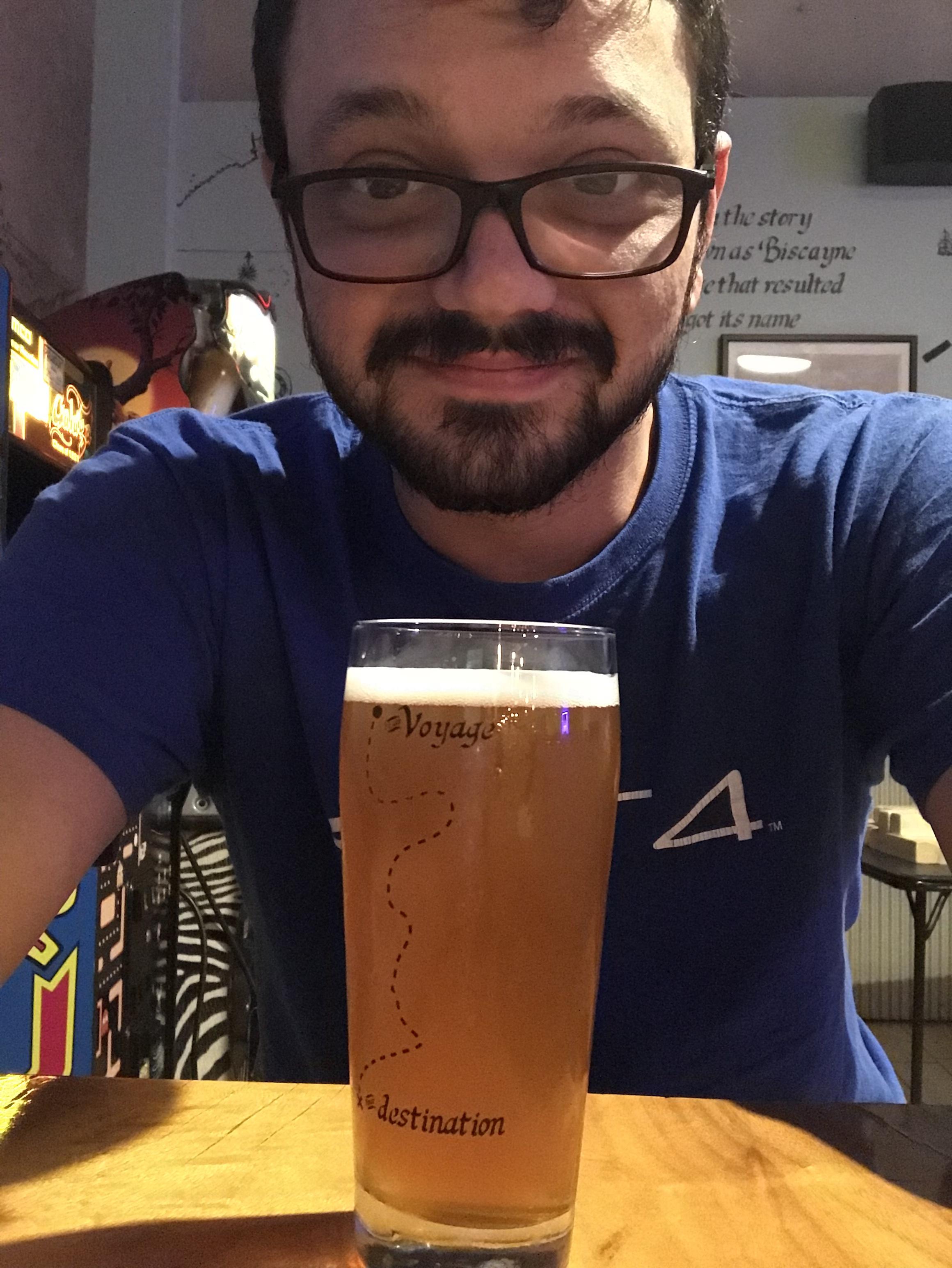 Beer at Biscayne Brewing