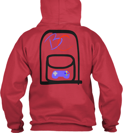 Backpacks + Controllers Hoodie Back.jpg
