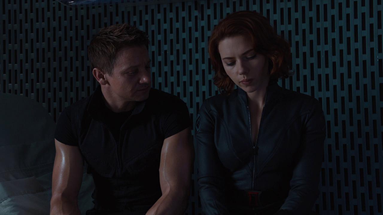Marvel's The Avengers: Hawkeye and Black Widow