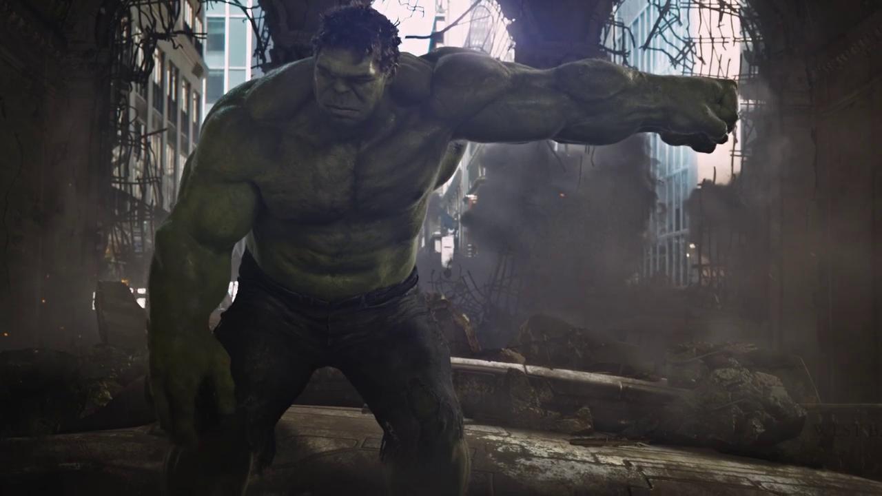 Marvel's The Avengers: Hulk Punch