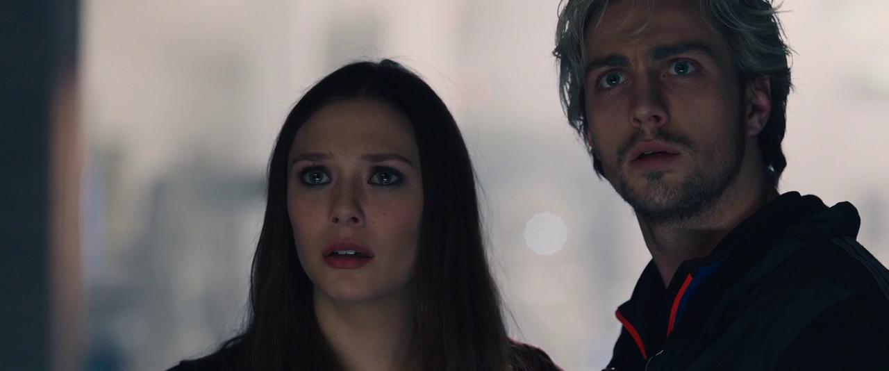 Avengers: Age of Ultron - Pietro and Wanda Maximoff