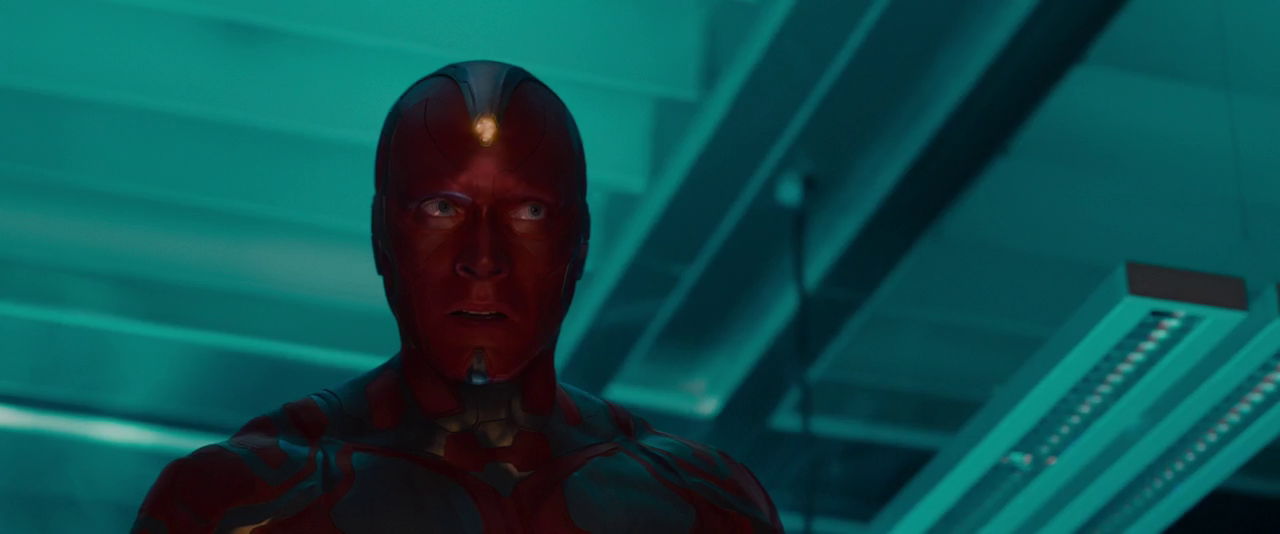 Avengers: Age of Ultron - Vision's First Appearance