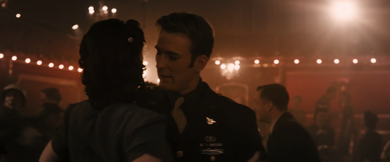 Avengers: Age of Ultron - Steve Dancing with Peggy