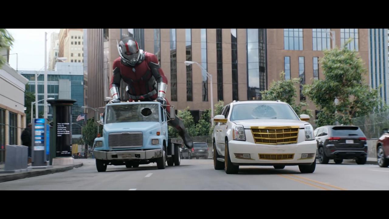 Ant-Man Truck Skating (Source: Marvel Entertainment)