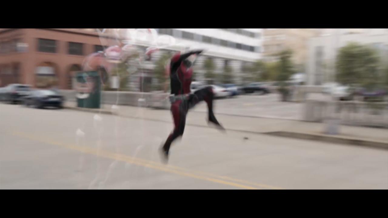 Ant-Man Shrinking (Source: Marvel Entertainment)