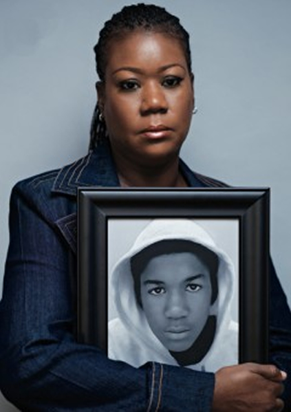 Trayvon Martin's Mother