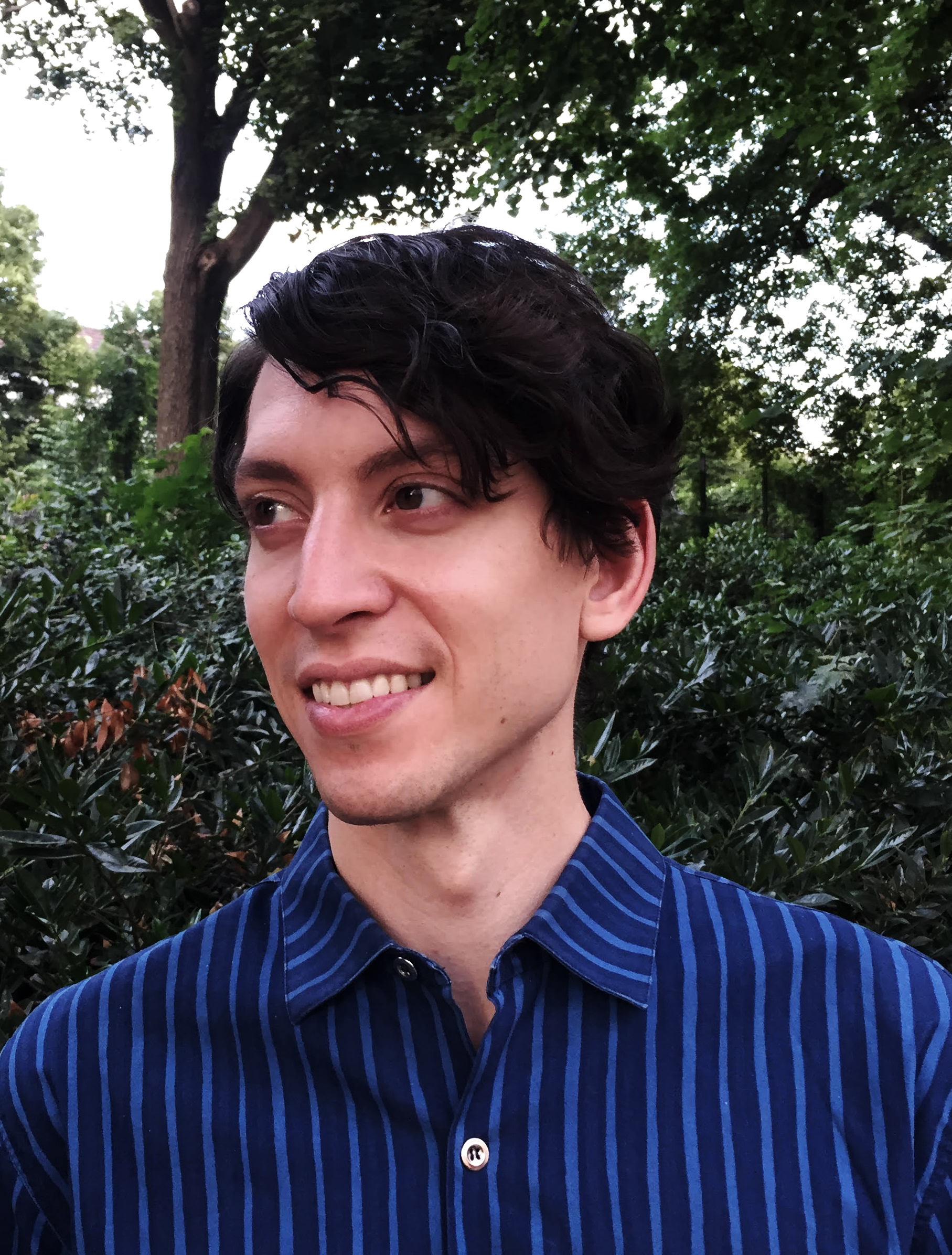 Caleb Salgado - New York University, Ph.D French Philosophy (2021)Freie Universität Berlin M.A. Comparative Literature and PhilosophyÉcole normale supérieure M.A. PhilosophyHartford University B.A. Romance LanguagesHartt School of Music B.M. Music PerformanceOver the past decade, Caleb has drawn inspiration from teaching over 70 students in French, German, and philosophy, in addition to writing skills, standardized testing and AP Exams. As a scholar in Berlin and Paris, Caleb has worked on literature, logic, science and political philosophy. Caleb's background as a musician, both as a double bass player and composer of experimental music, has taught him the value of earnest dedication to the craft of study.