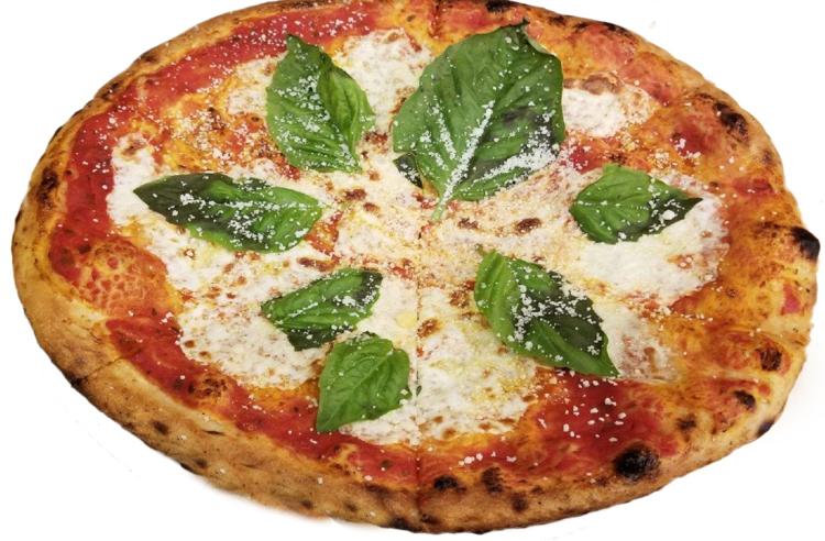 Margherita 10.00  Tomato sauce, fresh mozzarella cheese, fresh basil, truffle oil drizzle