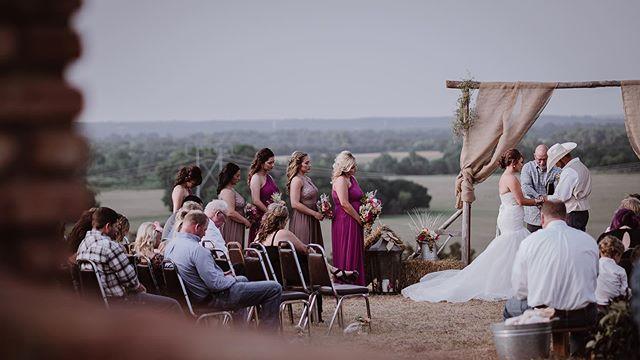 Wedding views.😍 #oklahomaweddingvenue #oklahomaweddings