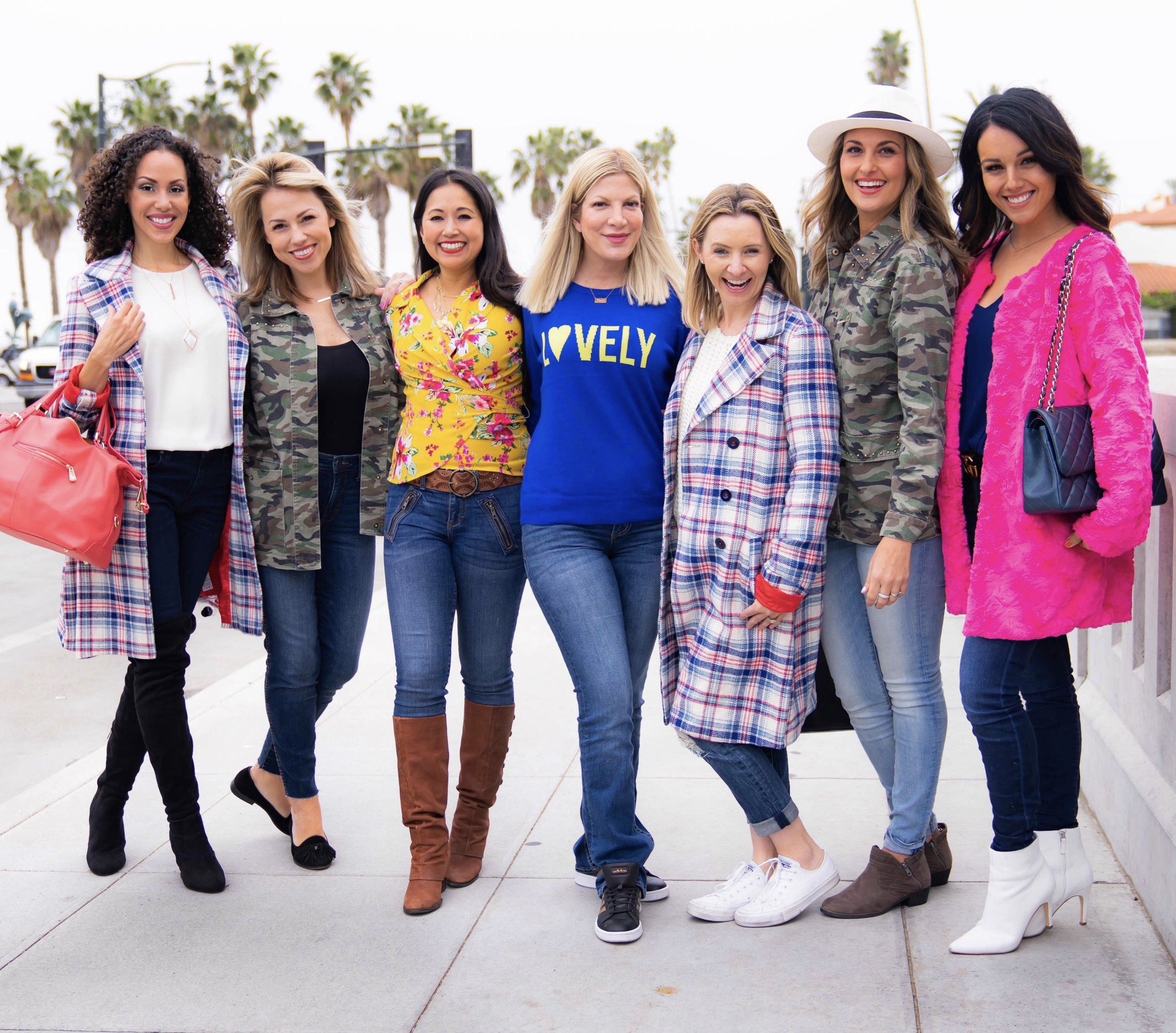 Kut from the Kloth New Spring Line Group Shot