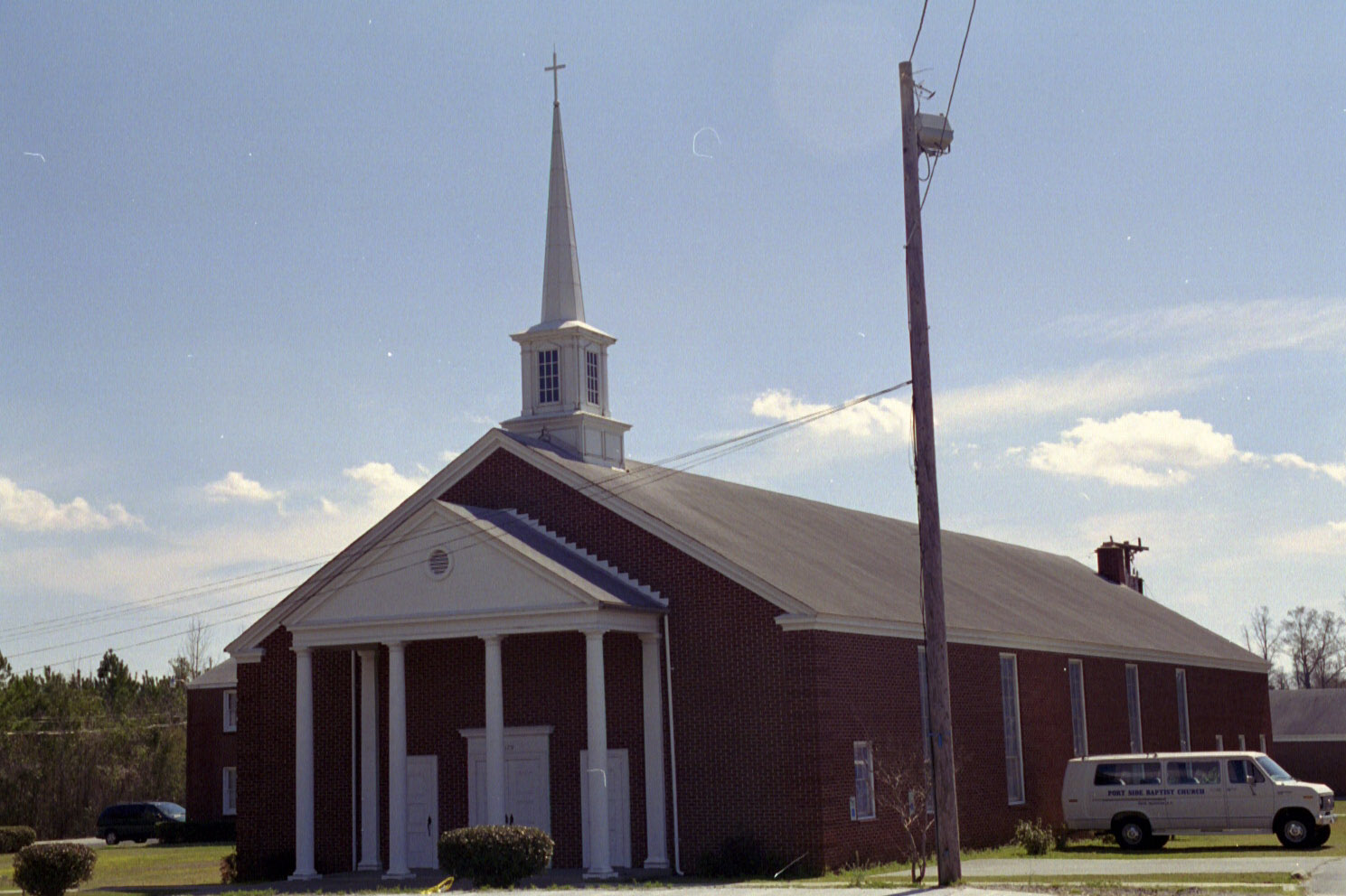 Portside Baptist church
