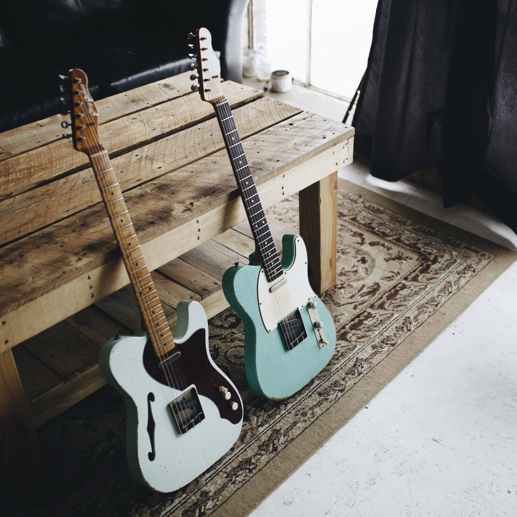 Guitars -