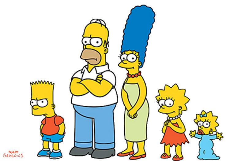 It's The Simpsons!