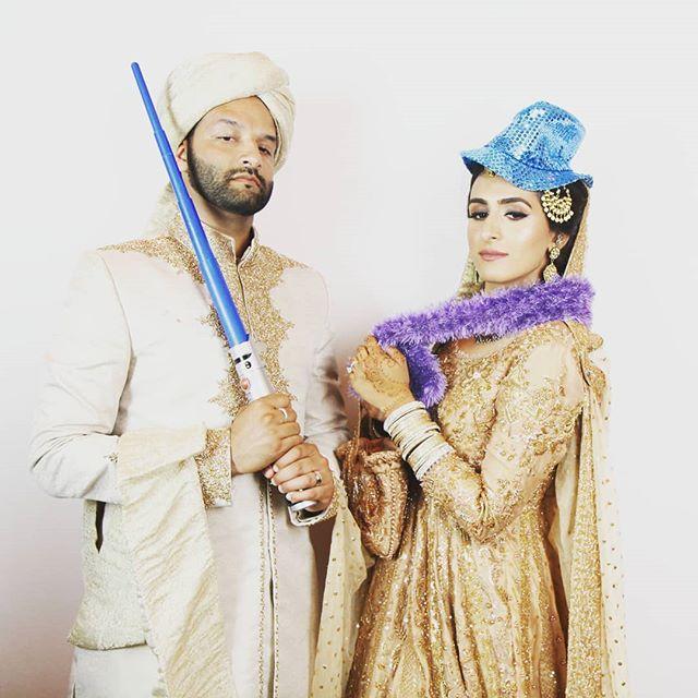 Congratulations Aleeza & Murtaza #letsgetmurried #murteeza  #brooklakecountryclub