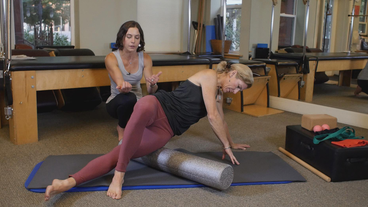 self treatment knee pain
