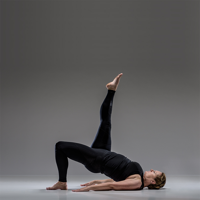 Pilates for shoulders