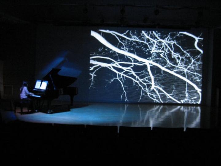 Ryusuimon Study, 2011, documentation from performance