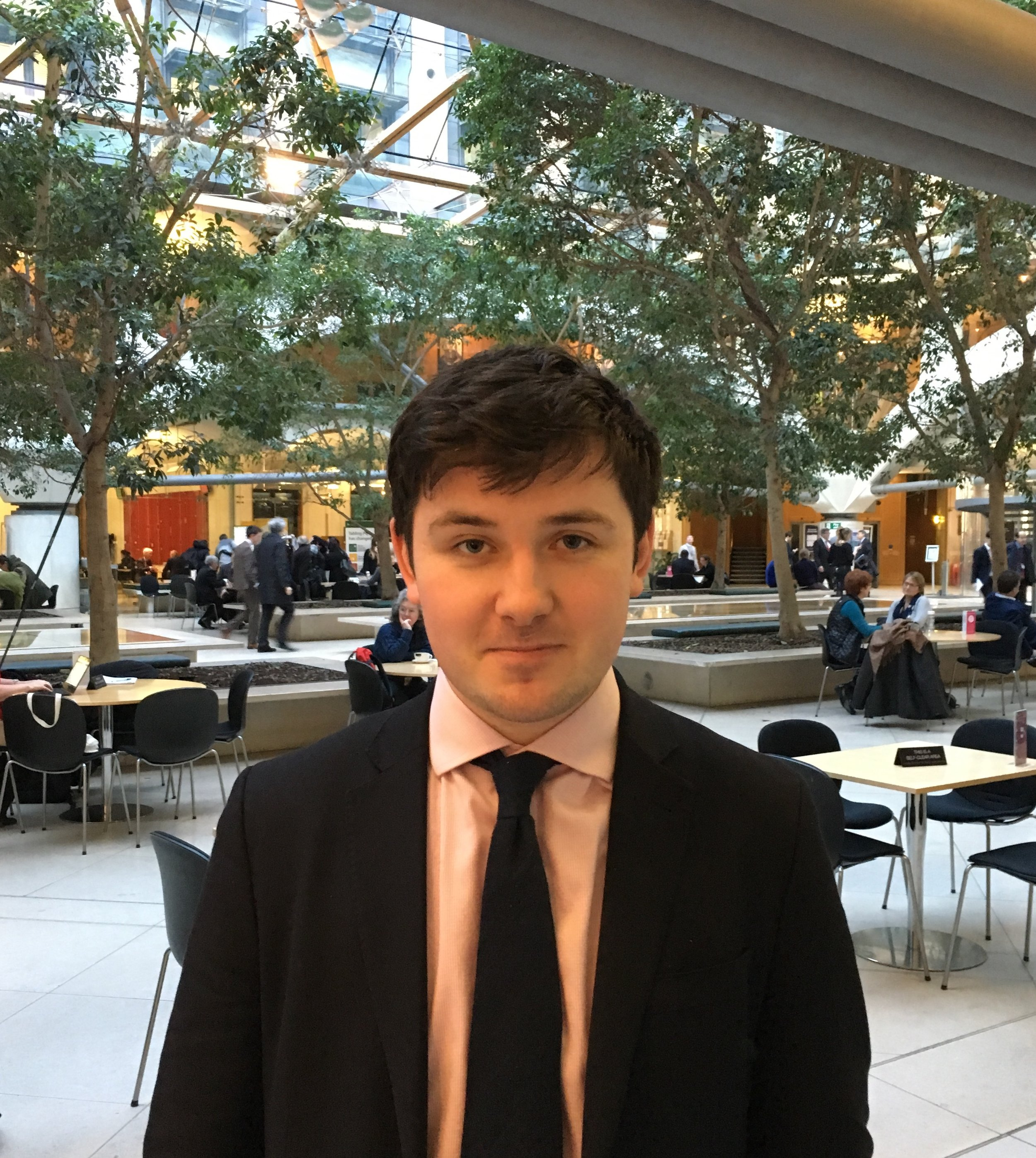 Alexander Black   Alexander is Nick's Office Manager and supports Nick in his role as an MP, working at Westminster. He joined Nick's team in 2016.  Alexander read Modern History (MLitt) at the University of St Andrews, having previously studied at the University of Buckingham and Pembroke College, Oxford.   E-mail Alexander .