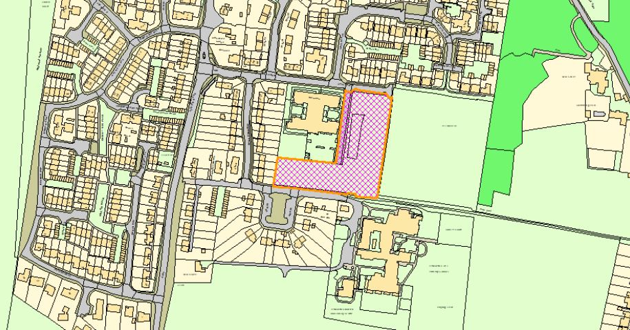 190114 Land at Rotherlea map.JPG