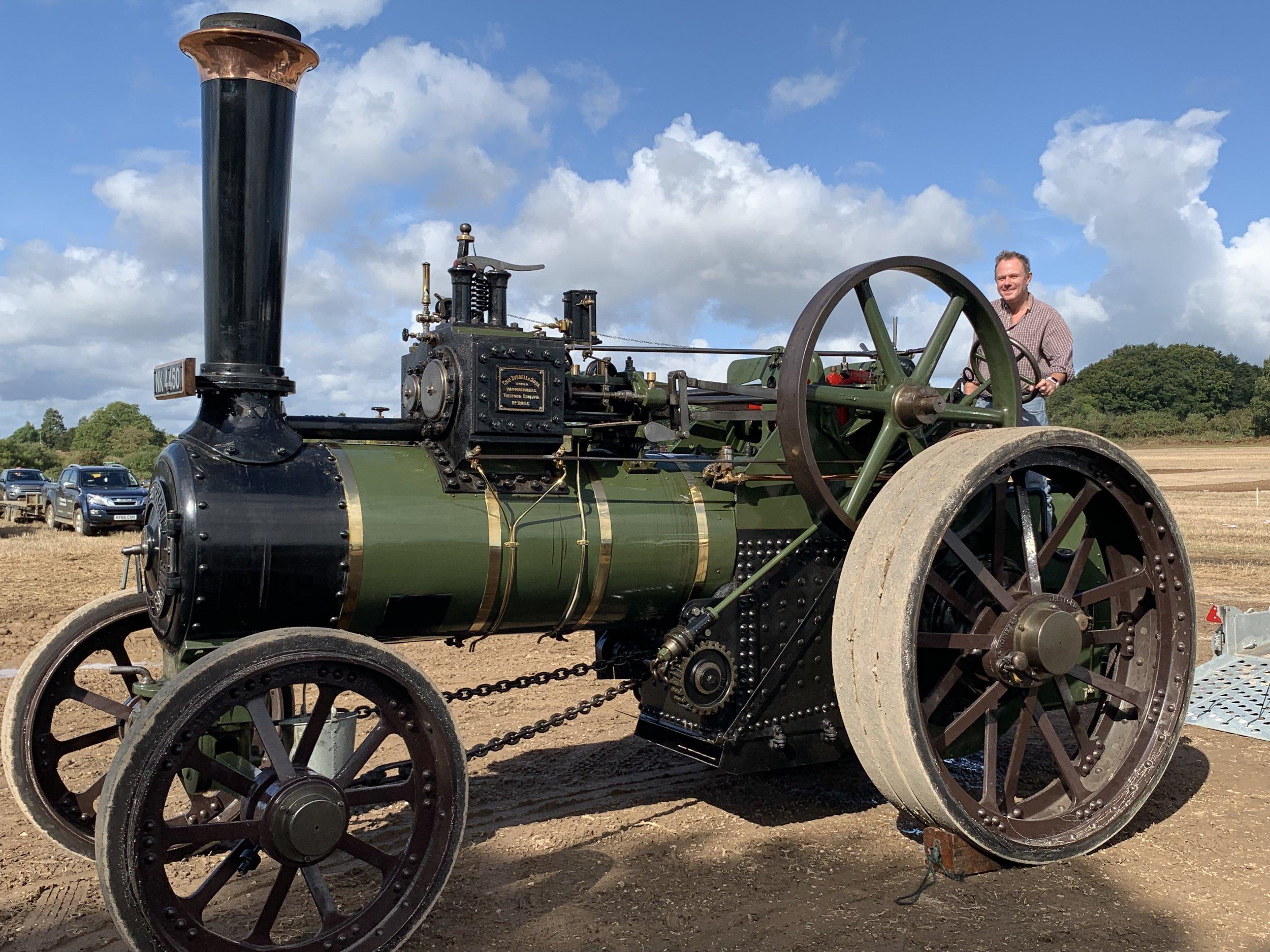 190928 PDAA NH on steam engine.jpg
