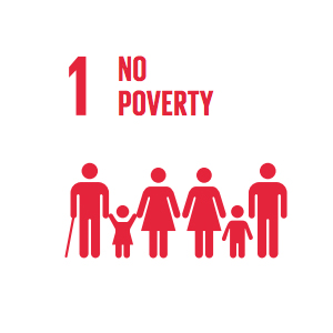 Goal 1: No Poverty   Economic growth must be inclusive to provide sustainable jobs and promote equality.