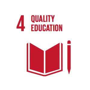 Goal 4: Quality Education   Obtaining a quality education is the foundation to improving people's lives and sustainable development.