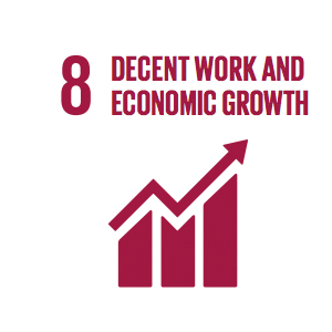 Goal 8: Decent Work and Economic Growth   Sustainable economic growth will require societies to create the conditions that allow people to have quality jobs.