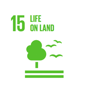 Goal 15: Life On Land   Sustainably manage forests, combat desertification, halt and reverse land degradation, halt biodiversity loss.