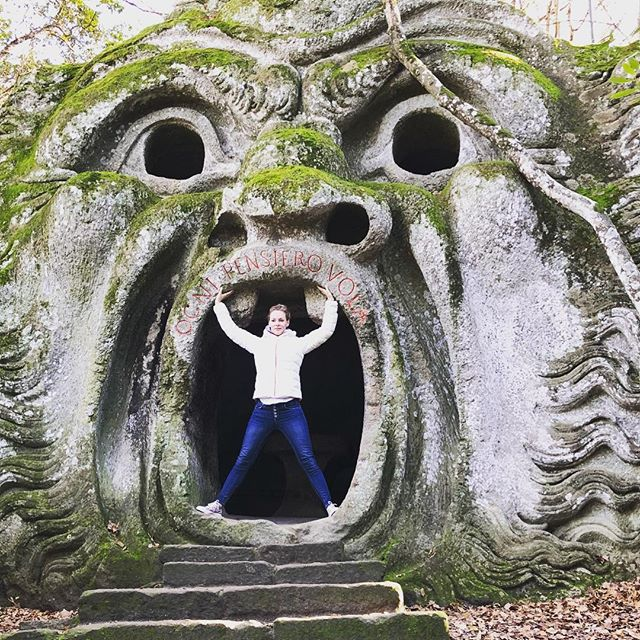 16th century gardens, Bomarzo Italy! @miguelitomto @onlythedrummer @heartisan_films @aidaninstamiller @niclariv @thechamberstudio @beardfadetobald @swollenmembers @nephaomega @robtheviking @prevailprevail #glastonbury2019 #hiphopnation #hiphoplife #montreuxjazzfestival #glastonburyfestival #bomarzogardens #germanhiphop #hiphopart #hiphopdance #hiphop #hiphopmusic #hiphopdancers #hiphopfashion #hiphopnation #hiphoplegend #hiphopculture #hiphopitaly #hiphopinternational #hiphopjazz #hiphopuk #hiphopeurope