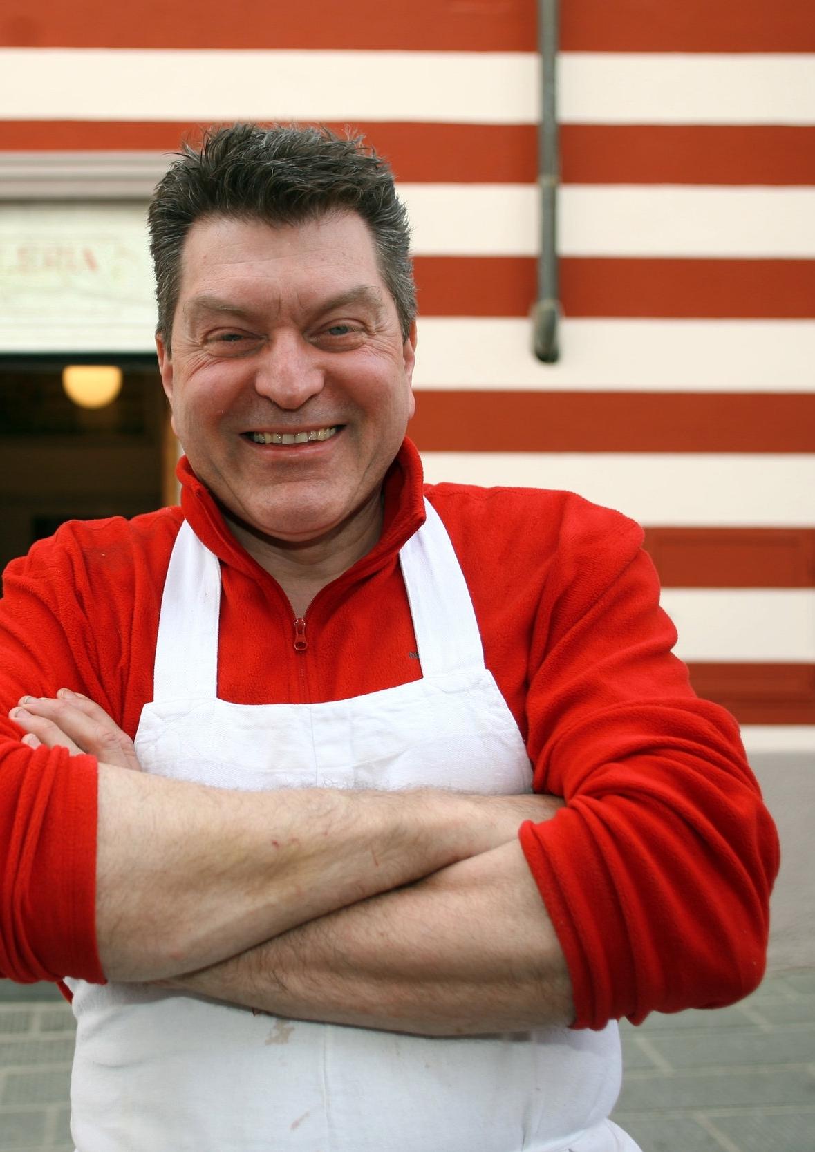Dario Cecchini - butcher from Panzano-in-Chianti