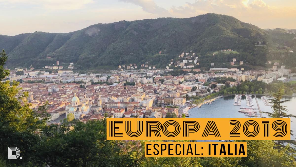 Europa 2019: Especial Italia