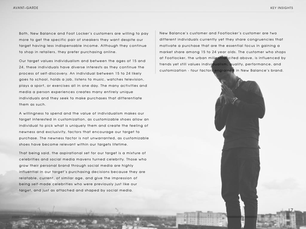 New Balance — Alex Parish