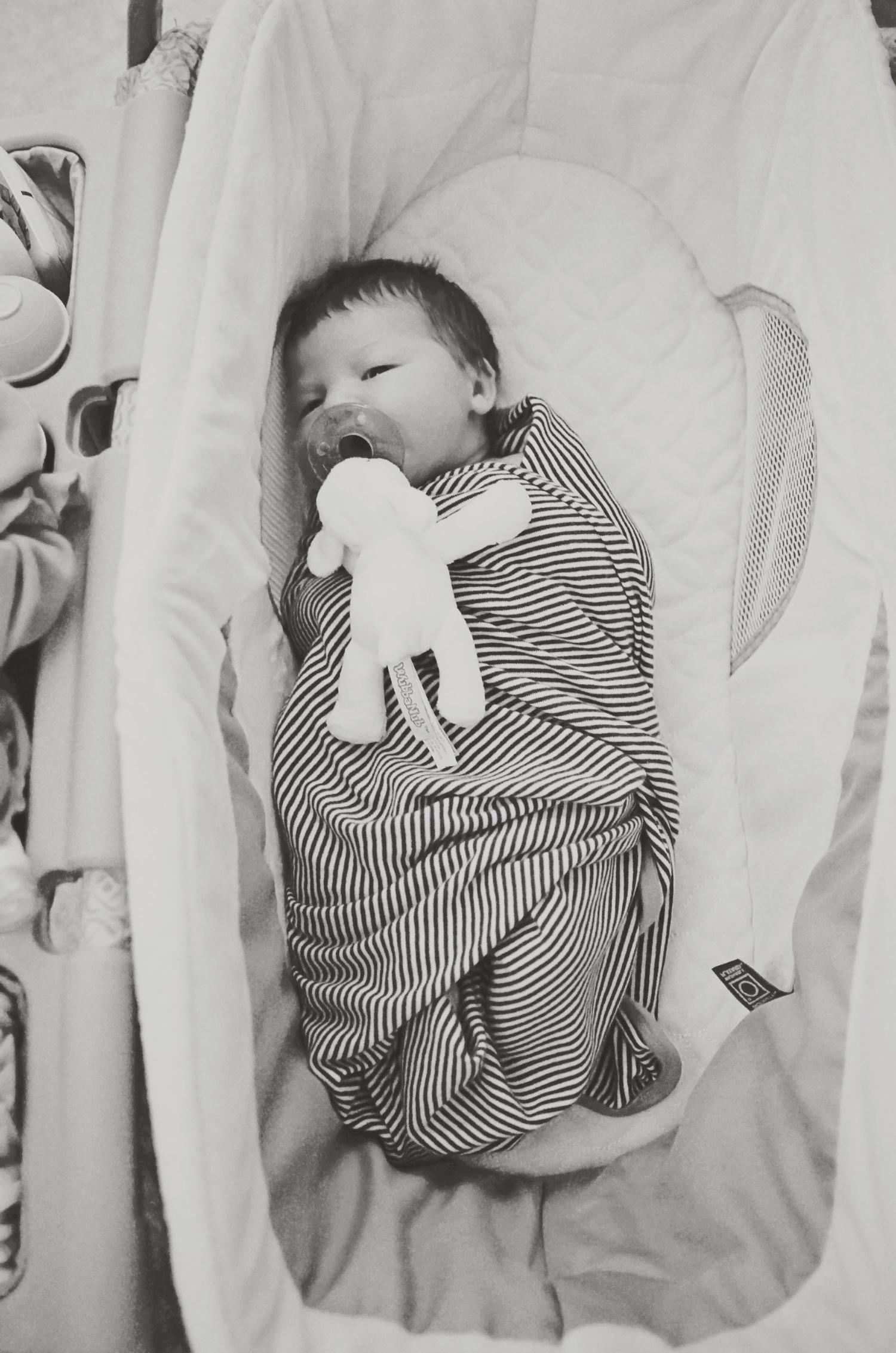 newborn-lifestyle-black-and-white-bassinet-san-diego.jpg