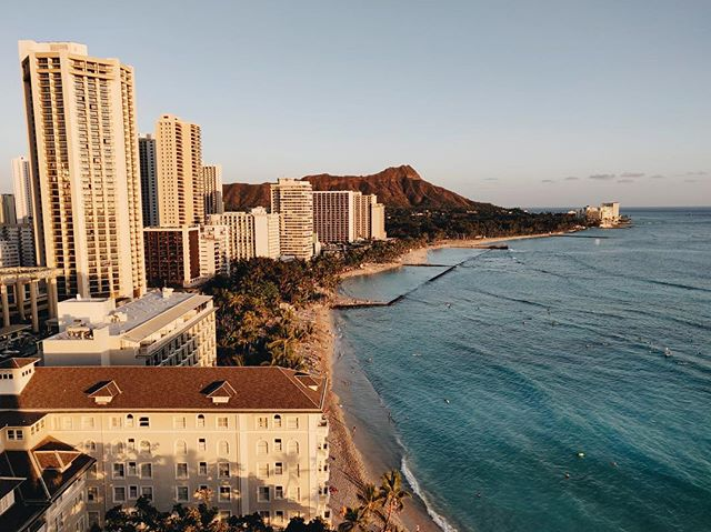 Views from @themoanasurfrider in #hawaii 🏝 📸: @eupathia