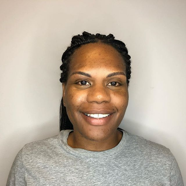 Brows for the win! Virginia Tech's finest women's basketball coach. Thanks for trusting me with your beautiful face! #browreformation #microblading