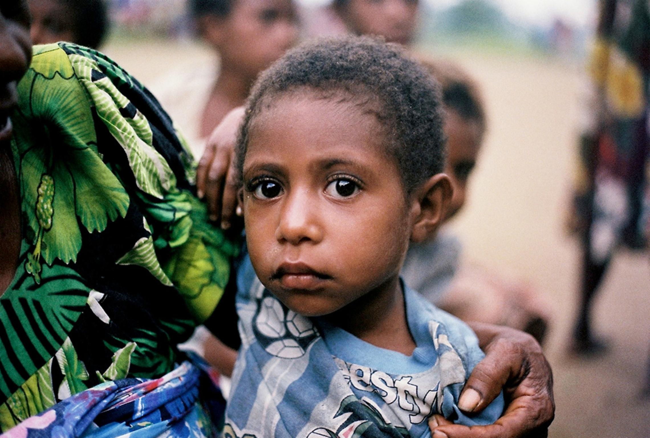 Papua New Guinea, 2012