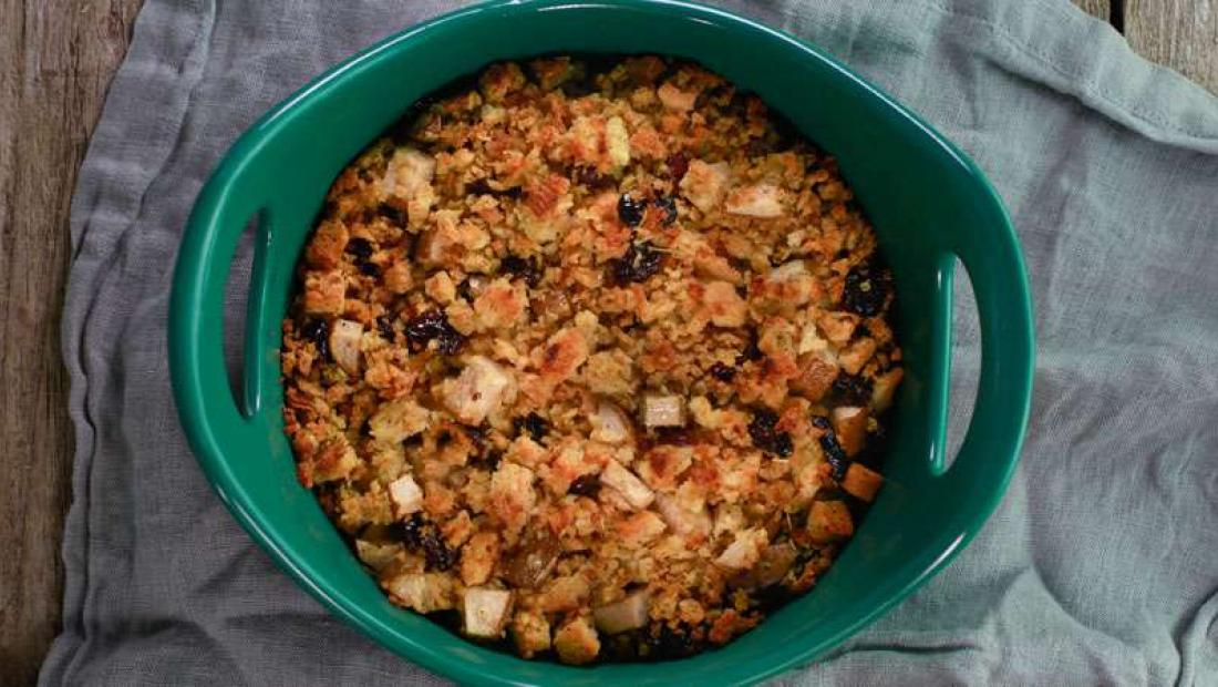 Katie Lee Cherries and Pear Fake Out Stuffing