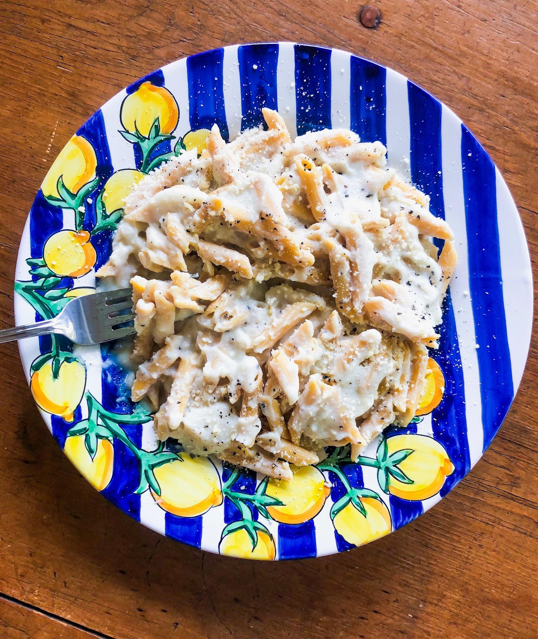 Katie-Lee-Pasta- with- Cauliflower -Alfredo- Sauce.jpg