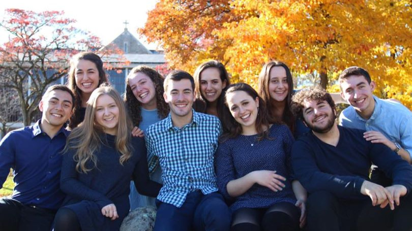 - Hillel's programs and activities would not be possible without our committed student leaders and professional staff. Student Leadership → Professionals →