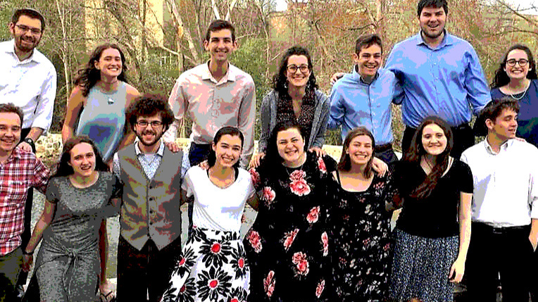 - Slow down, unplug and Friday your way. Hillel hosts Shabbat dinner and lunch every week during the academic year at no charge to students. And there are at least three, sometimes four, sometimes more, Friday night services to welcome Shabbat. Shabbat Together →