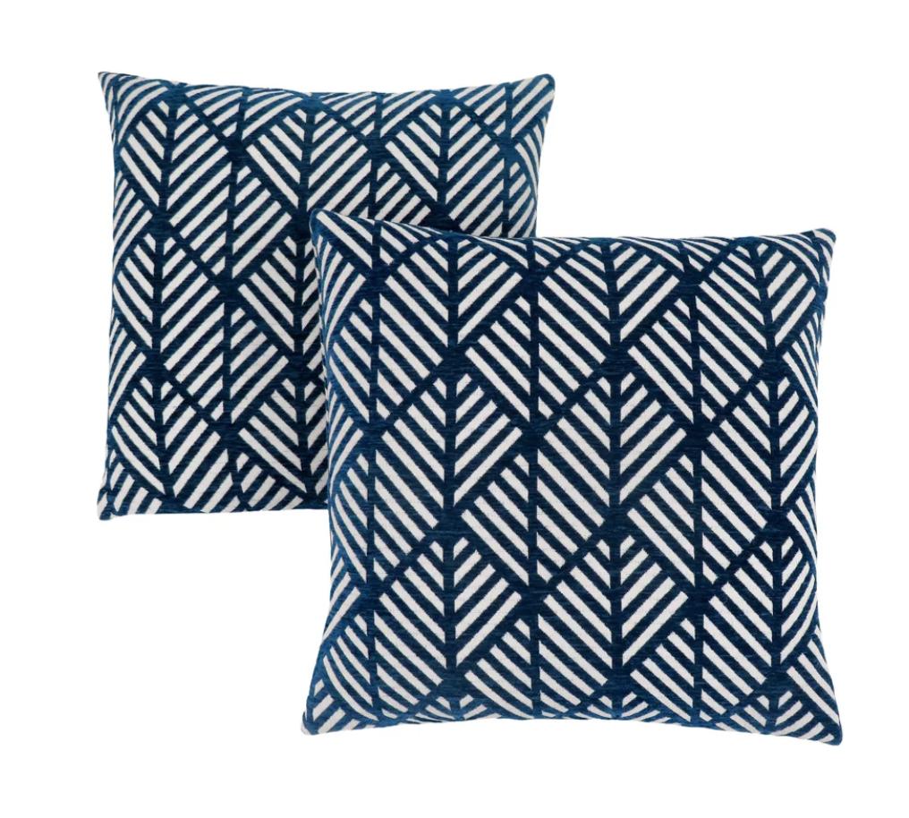 Wayfair - Darren Geometric Design Throw Pillow