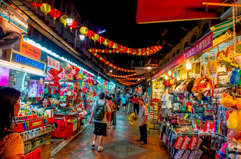 Guide to Souvenirs: Singapore -