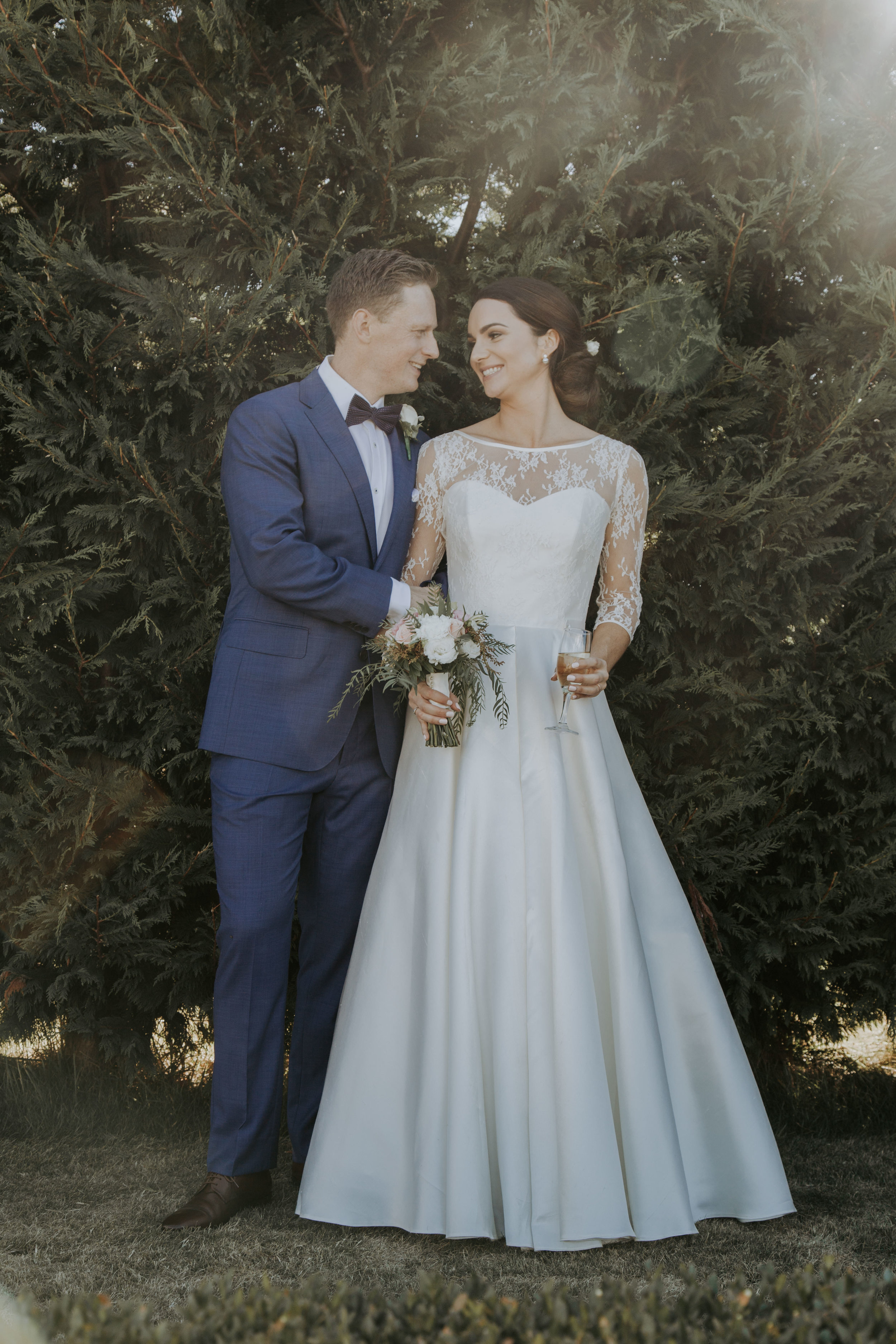 """KIRSTY + GARETH - """"Thank you Naomi for capturing our day so perfectly. The photos are absolutely gorgeous and you were a pleasure to deal with before, during and after. The photos are beautifully presented and we love the engraved USB stick. Would not hesitate to recommend your services."""""""