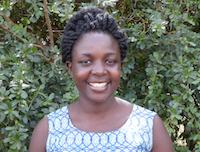 FAITH TEBESIGWA,   PROJECT MANAGER, KUMI