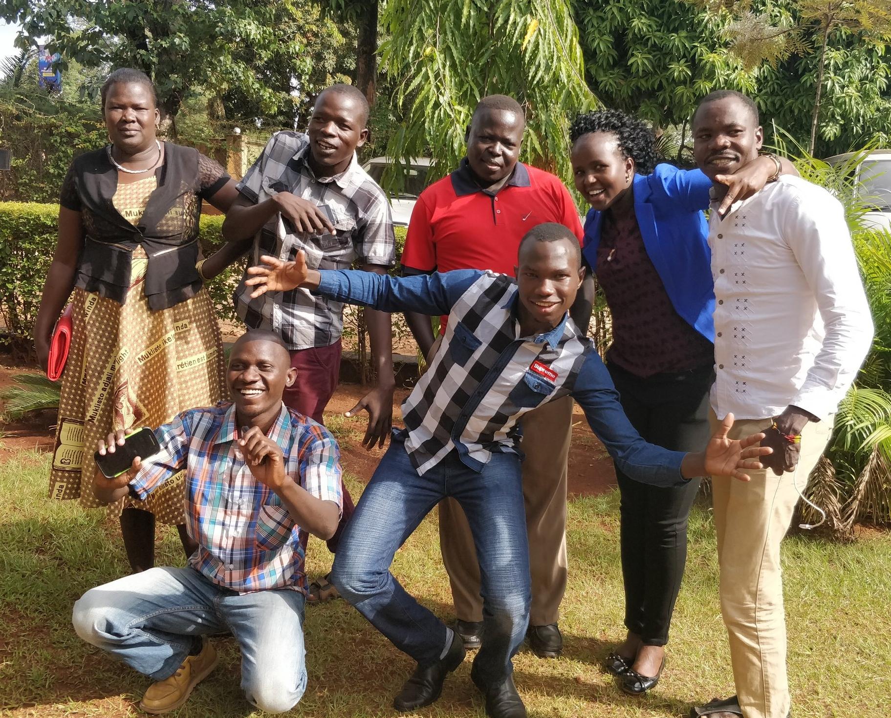 Kotido Team